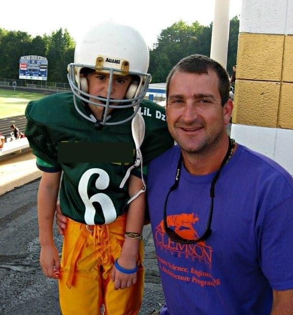 daddy & mason 9.2012