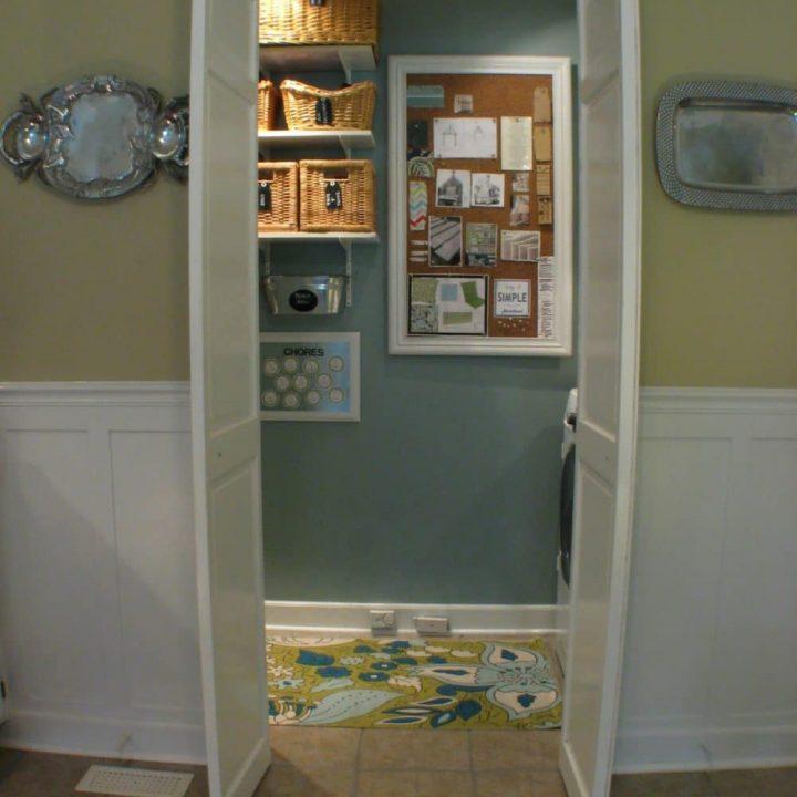 how to change bifold doors into french doors