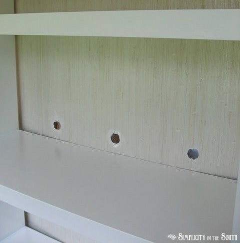Ikea-bookshelves