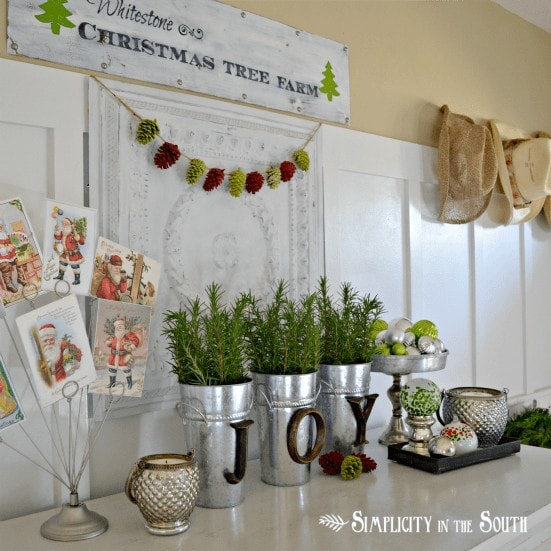A Simple Christmas Vignette