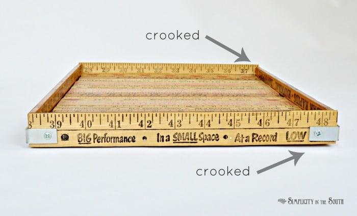 ruler tray