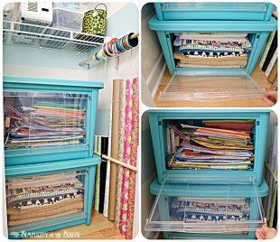 Organizing My Craft Closet: Part One (small home/ BIG IDEAS series)