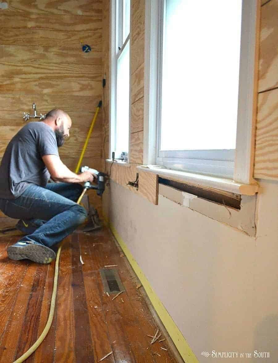 shiplap walls using plywood 5 reasons to use exterior cdx plywood