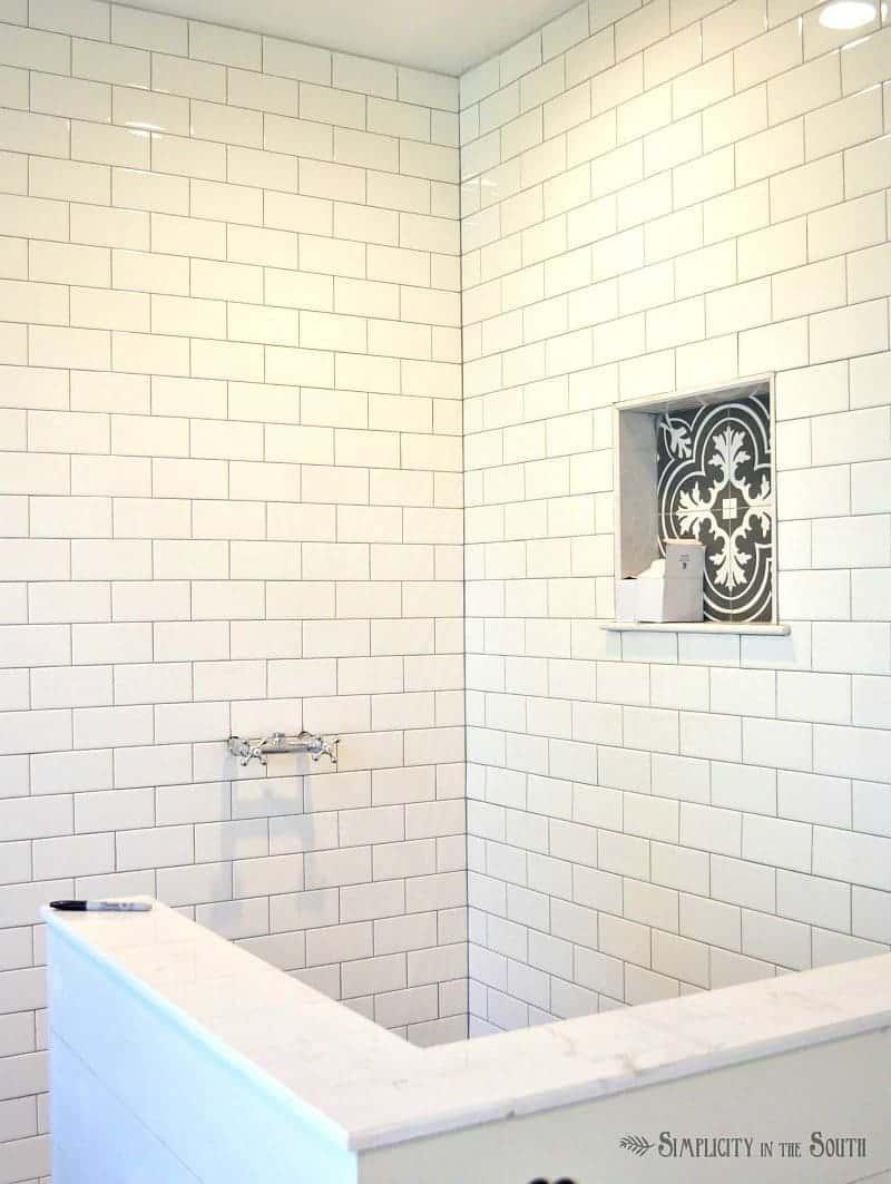 Glass For Bathroom Master Bathroom Progress Lighting Faucets Diy Vanity And Glass