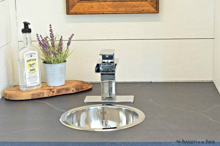 Paint Countertop To Look Like Soapstone : How to make your countertops look like they are made out of soapstone