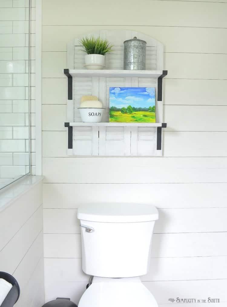Master Bathroom Paint Colors, Budget + Source List 1
