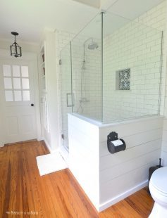 Master Bathroom Paint Colors, Budget + Source List