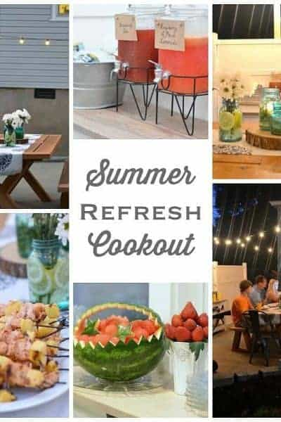 summer cookout recipe ideas