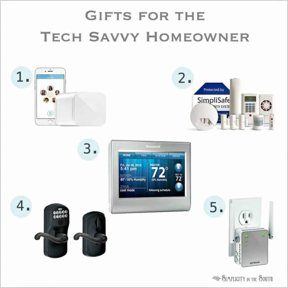 5 Must-Have Gifts For the Tech-Savvy Home Owner