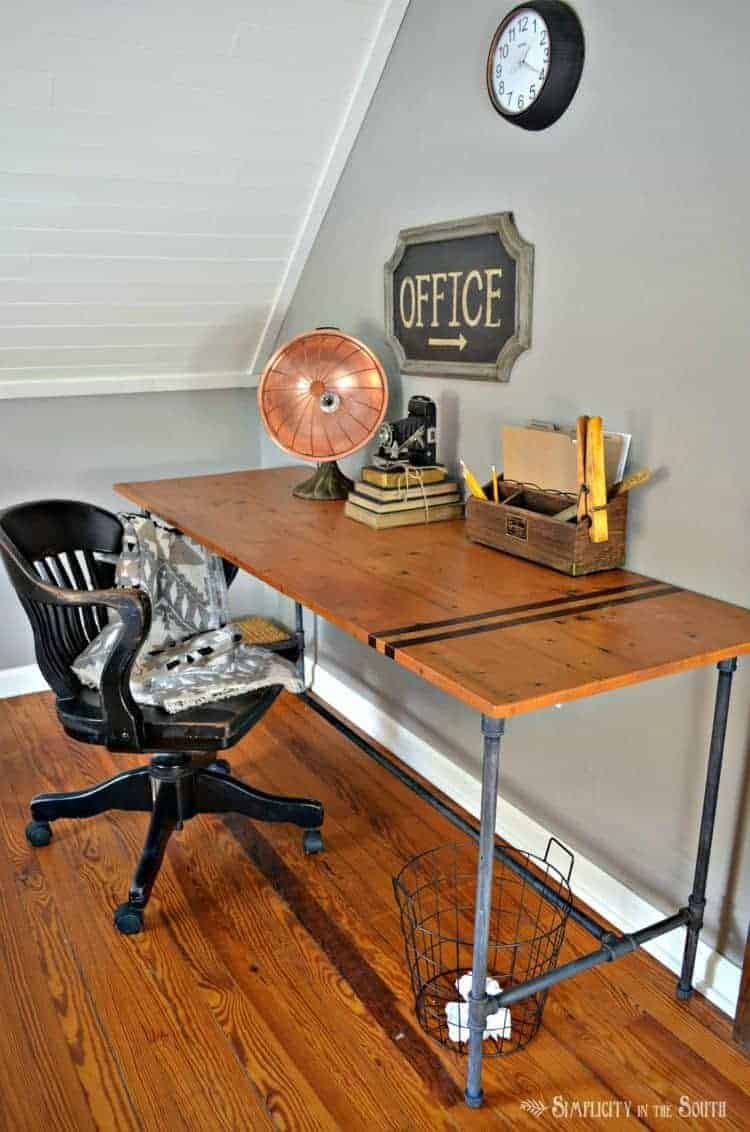 restoration-hardware-inspired-office