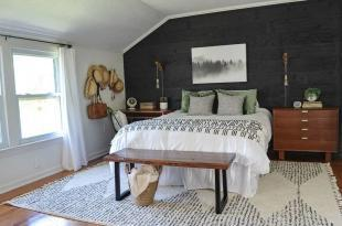[Room Reveal] Guest Bedroom Makeover on a Small Budget